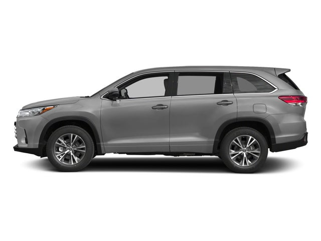 2017 Toyota Highlander Le Plus Toyota Dealer Serving