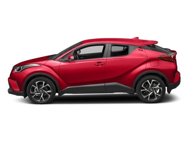 Michaels Toyota Service >> 2018 Toyota C-HR XLE - Toyota dealer serving Bellevue WA – New and Used Toyota dealership ...