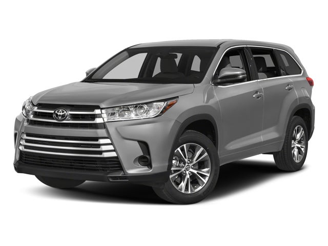 2017 toyota highlander le plus toyota dealer serving bellevue wa new and used toyota. Black Bedroom Furniture Sets. Home Design Ideas