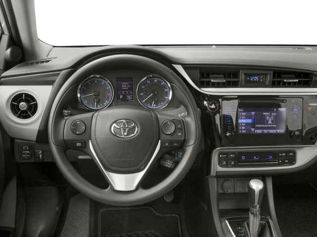 2017 Toyota Corolla Le Eco W Package 1 Toyota Dealer