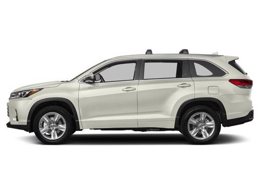 2019 Toyota Highlander Limited Platinum Toyota Dealer Serving