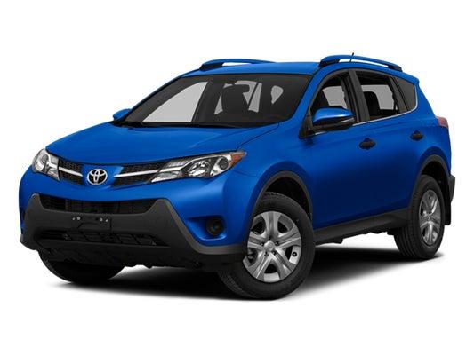 2017 Toyota Rav4 Limited In Bellevue Wa Of