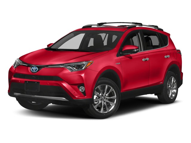 2018 Toyota Rav4 Hybrid Limited In Bellevue Wa Of