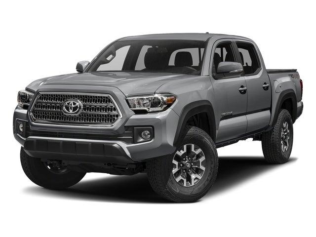 2018 Toyota Tacoma Trd Off Road Toyota Dealer Serving