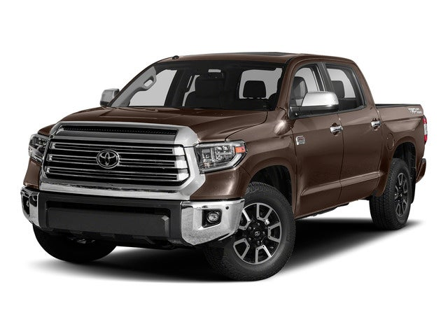 2018 Toyota Tundra 4wd 1794 Edition Toyota Dealer