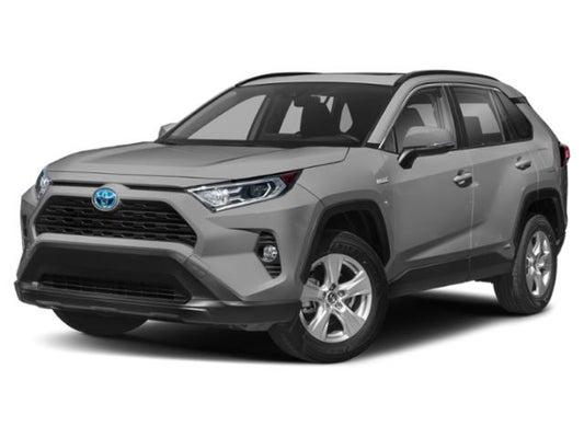 Michael'S Toyota Service >> 2019 Toyota Rav4 Hybrid Le