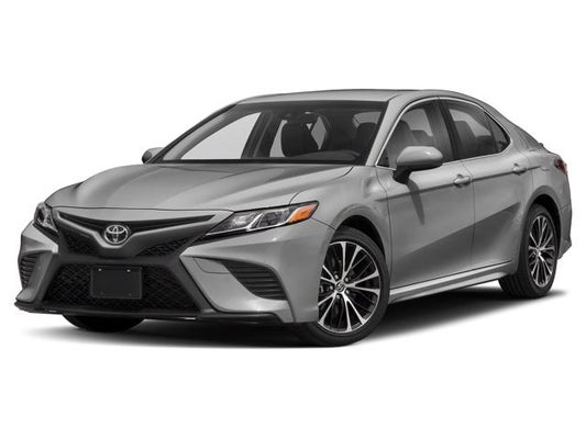 Michaels Toyota Service >> 2020 Toyota Camry Se