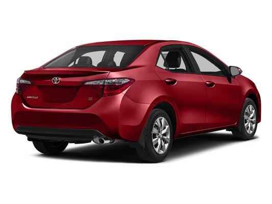 2016 Toyota Corolla S Premium In Bellevue Wa Of