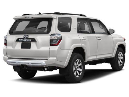 White Toyota 4runner >> 2020 Toyota 4runner Trd Off Road Premium