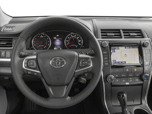 2017 Toyota Camry Se In Bellevue Wa Of