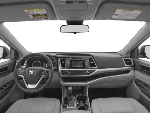 2018 Toyota Highlander Le Plus In Bellevue Wa Of
