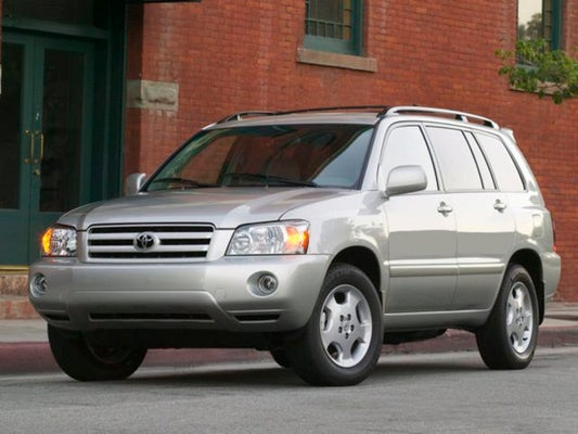 2004 Toyota Highlander Limited In Bellevue Wa Of