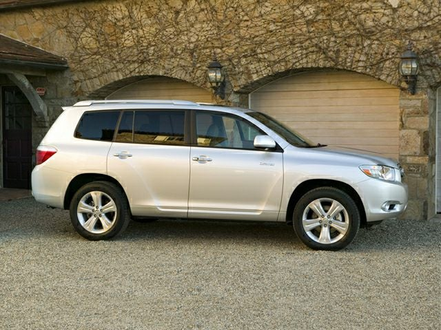 2008 Toyota Highlander Base In Bellevue, WA   Toyota Of Bellevue