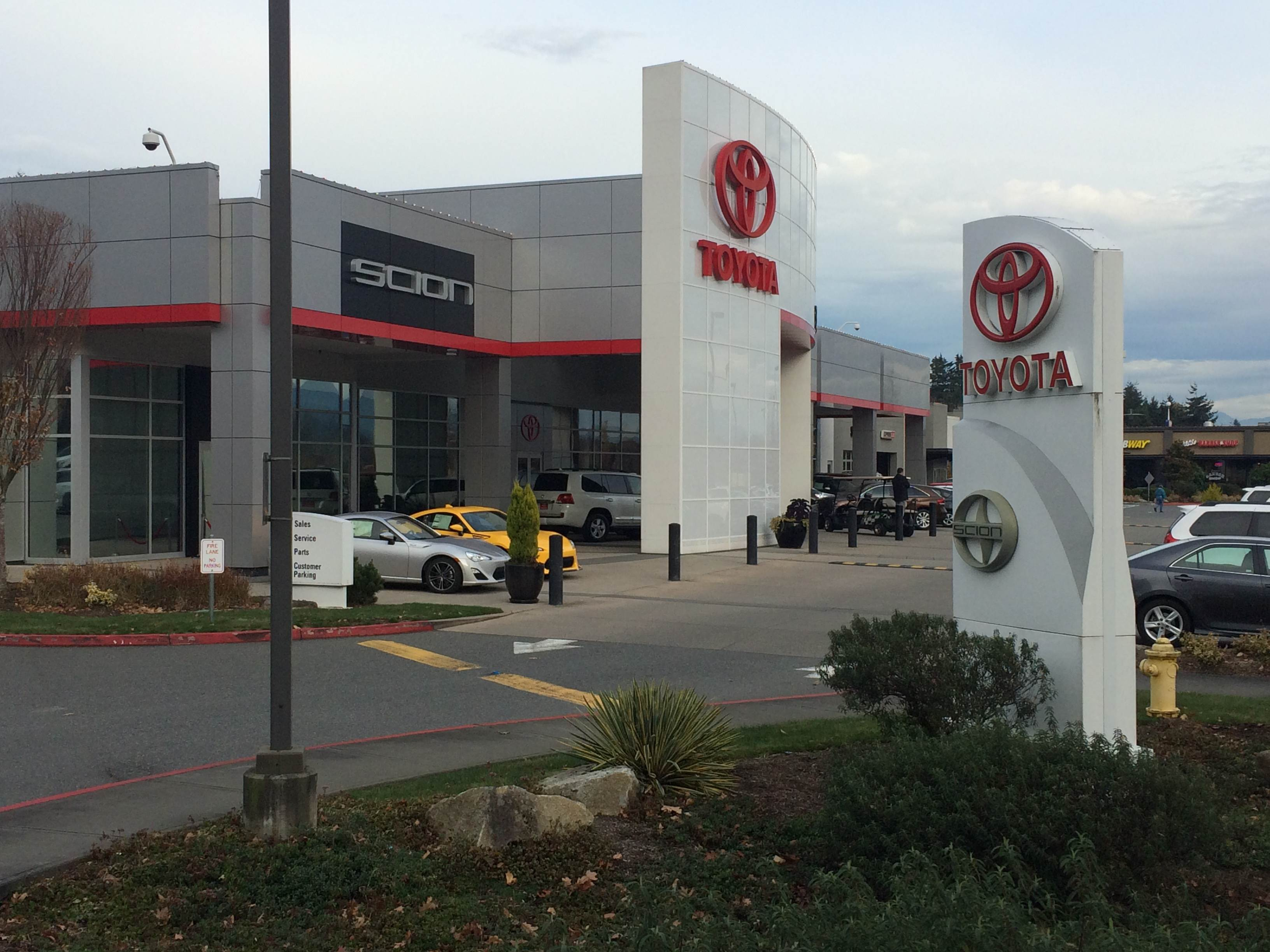 Michaels Toyota Service >> About Our Toyota Dealership Serving Bellevue Near Seattle